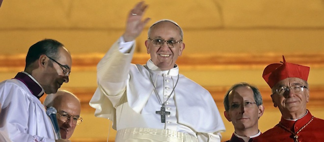 Новый Папа, новый Мир - отчет из Ватикана
