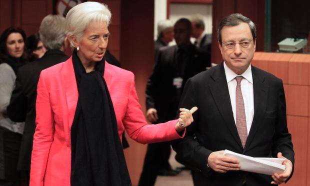 МВФ и Европа спорят о Греции