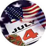 Changes in trading schedule on the US Independence Day
