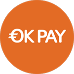 Deposit to your account at no cost with OKPAY!